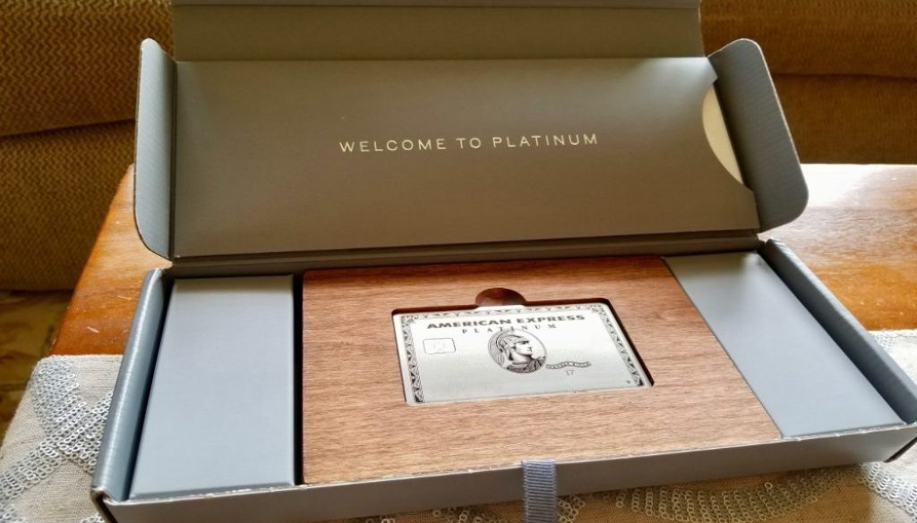 What Card Wednesday Amex Platinum Freequent Flyer Blog