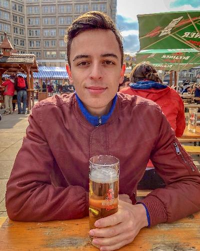 Jarrod In Berlin